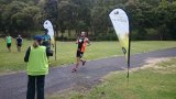 Coming in to the finish after all the hills - Blackbutt (49)