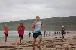 Running along the beach - Shellharbour (48)