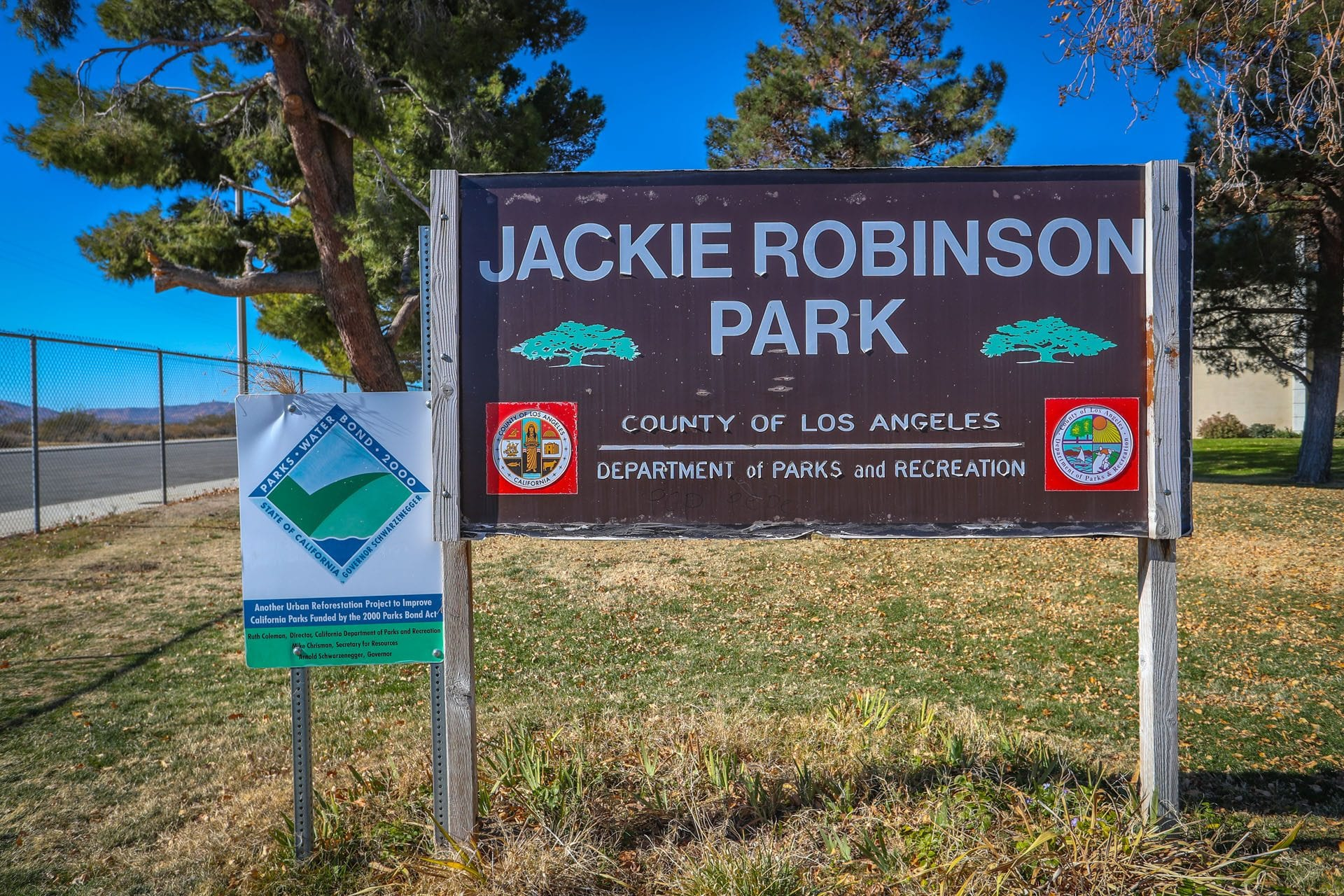 Jackie Robinson Park Parks Amp Recreation
