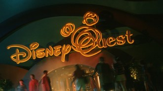 DisneyQuest Celebrates New Year's with Interactive Fun at Downtown Disney