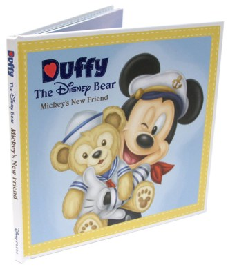 New Duffy the Disney Bear Storybook to Debut on October 14 at Disney Parks