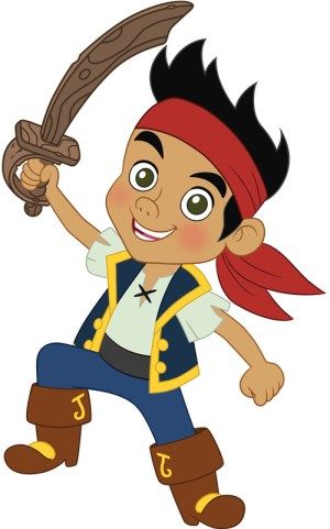 'Never Land Pirate' Jake is Coming to Disney Parks