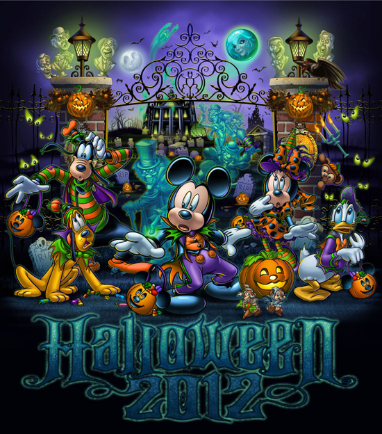 Halloween Merchandise Coming to Disney Parks