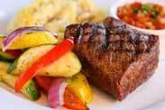 Santa Maria Tri-Tip Steak at Disney's PCH Grill at the Paradise Pier Hotel