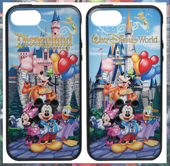 New D-Tech Cases Coming to Disney Parks in Fall 2012