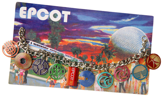 New Charm Bracelet Helps Continue the Epcot 30th Anniversary Celebration in 2013