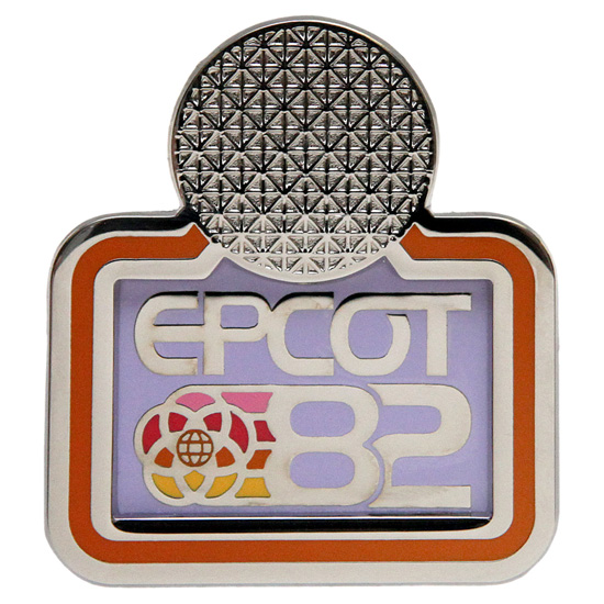 New Open Edition Pin Arriving in Summer With the Classic Epcot Font