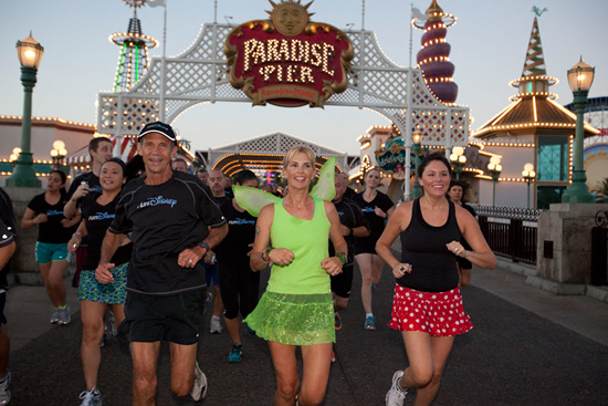 'Diet Diva' Tara Gidus and runDisney to Host Tinker Bell Half Marathon Meet-Up at Disneyland Resort