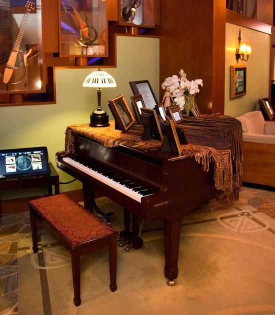 Yamaha's Disklavier Piano at Innoventions