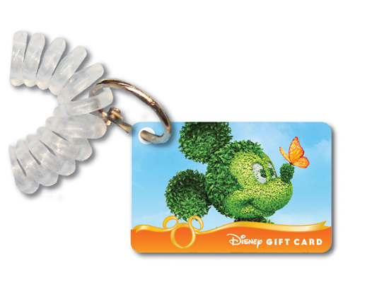 Get your mini Disney Gift Card and get a taste of spring at the Epcot International Flower & Garden Festival