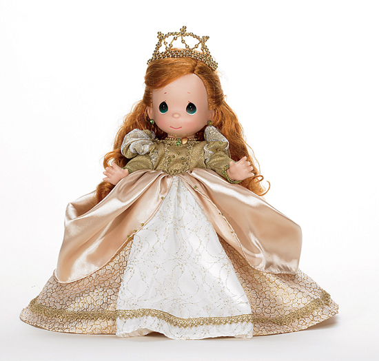 New Collection of Precious Moments Dolls Inspired by 'The Little Mermaid'