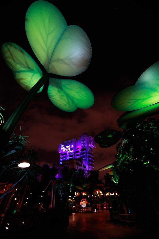 Disney Parks After Dark: 'a bug's land' at Disney California Adventure Park