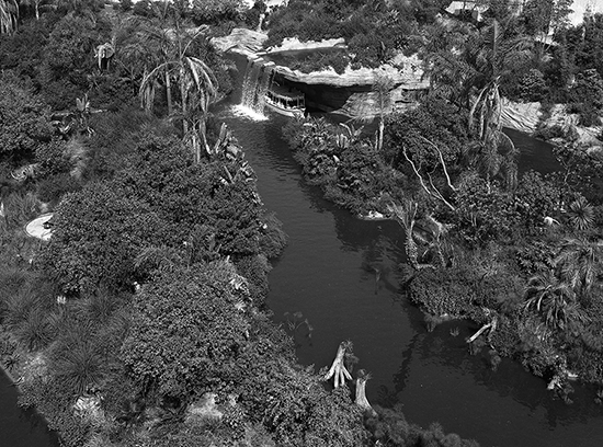 Jungle Cruise, 1955