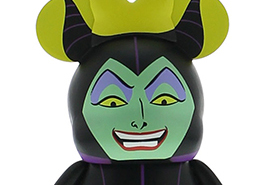 Maleficent Vinylmation from 13 Reflections of Evil Trading Event at Epcot