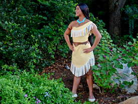 Pocahontas Will be at Disneyland Park for 'Limited Time Magic'