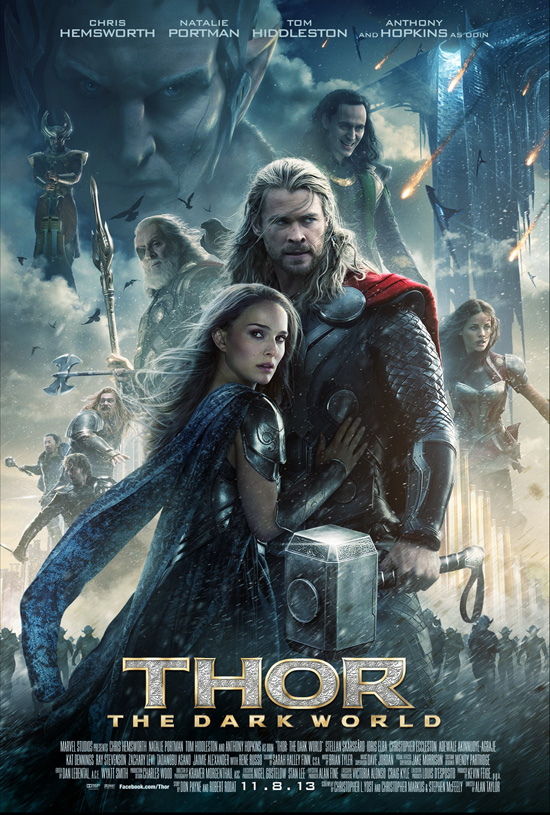 Encounter Thor from 'Thor: The Dark World' This Fall at Disneyland Park