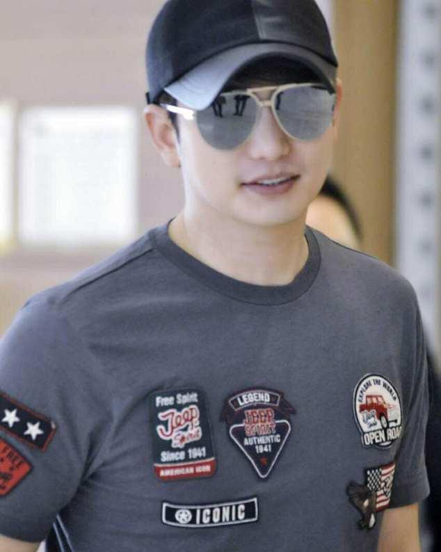 Park Sihoo true gentleman