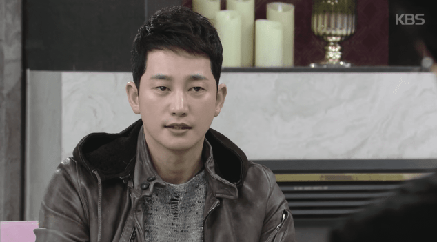 My Golden Life Park Sihoo commitment of marriage