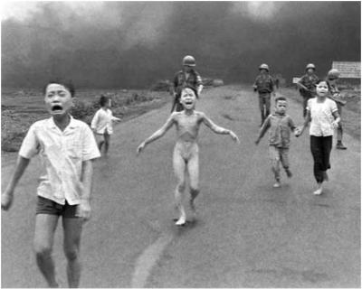 Nick Ut, 1972, World Press Photo of the Year.
