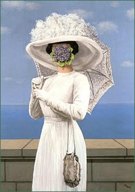 René Magritte, La Grande Guerre, 1964