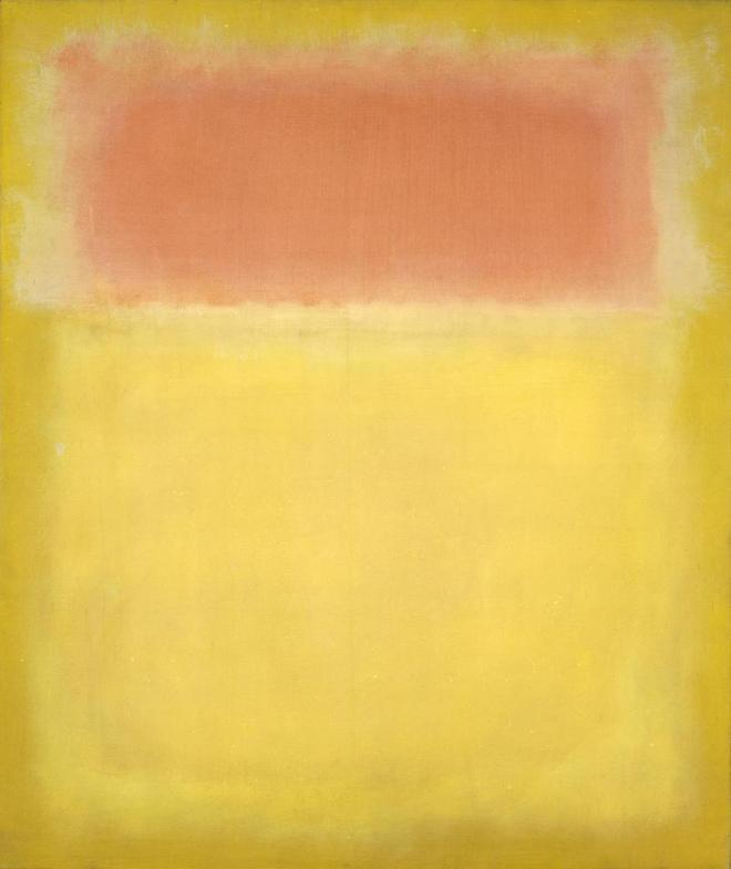Mark Rothko, Untitled, 1951, oil on canvas, National Gallery of Art, Washington, gift of The Mark Rothko Foundation, Inc. © 1998 by Kate Rothko Prizel and Christopher Rothko