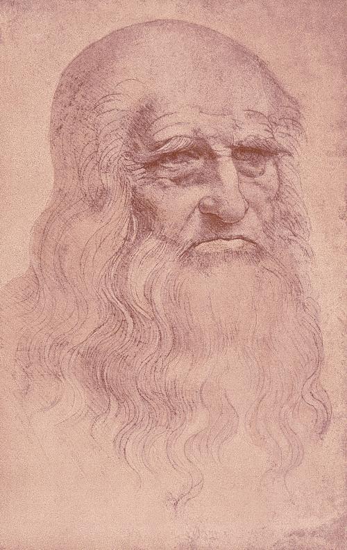 Leonardo-da-Vinci-Autoportrait