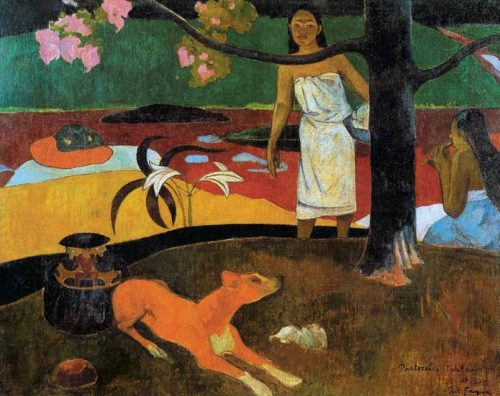 Paul Gauguin 13