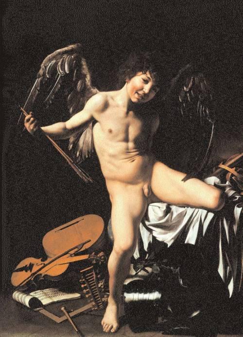 Caravaggio-Amor-Victorious