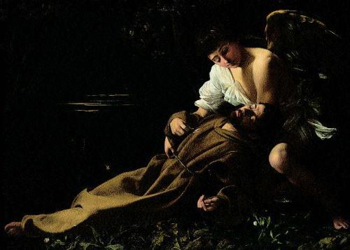 Caravaggio-Ekstase-des-Heiligen-Franziskus