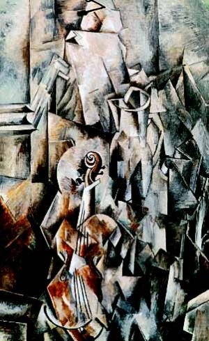 Georges-Braque-Pitcher-and-Violin