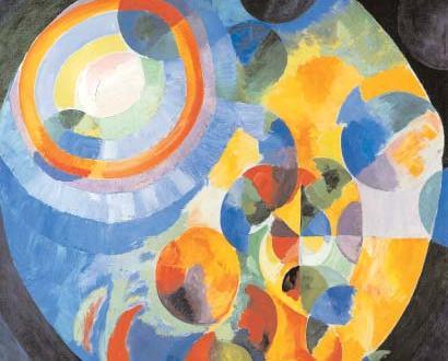 Robert-Delaunay-Formes-circulaires-soleil-et-lune-1912