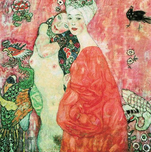 Klimt-Les-Amies