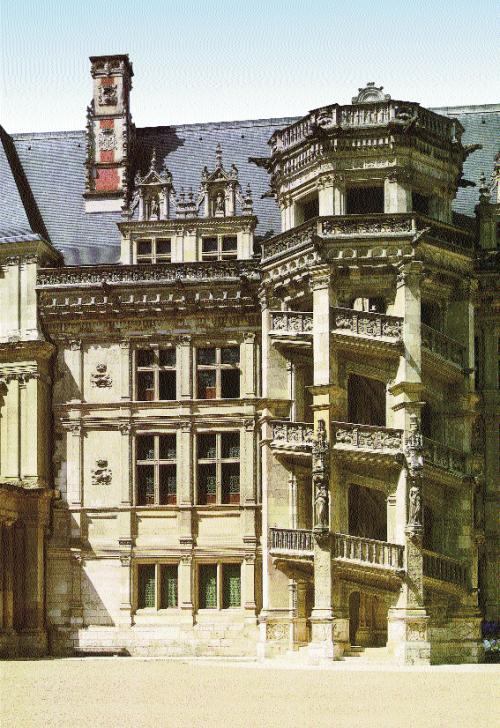Da-Vinci-Photographie-Escaliers-de