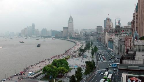 Bund_à_Shanghaï