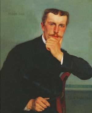 Vallotton-Portrait