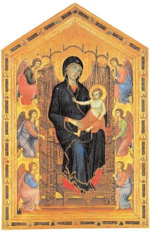 La Vierge dans l'art 2
