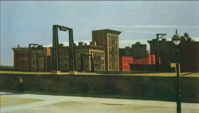 Edward-Hopper-Manhattan-Bridge-Loop