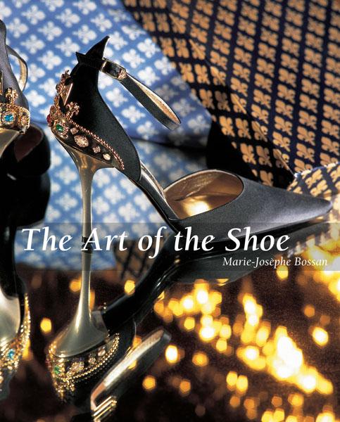 The art of shoe, Marie-Josèphe Bossan