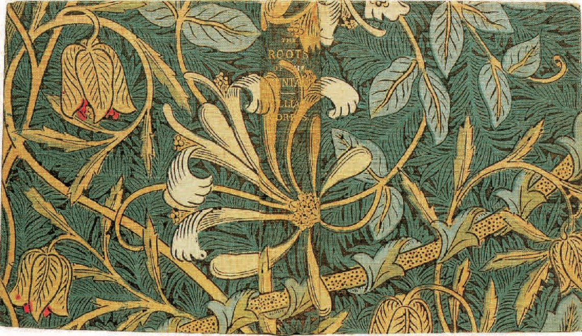 Der Fuß des Berges, 1890, William Morris, Arthur Clutton-Brock