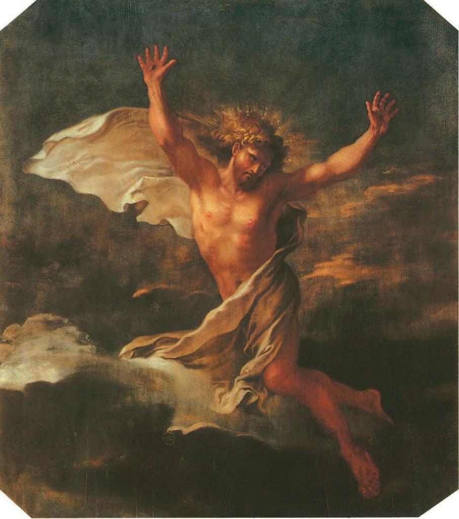 Le Christ ressuscité, Le Christ dans l'art, Ernest Renan