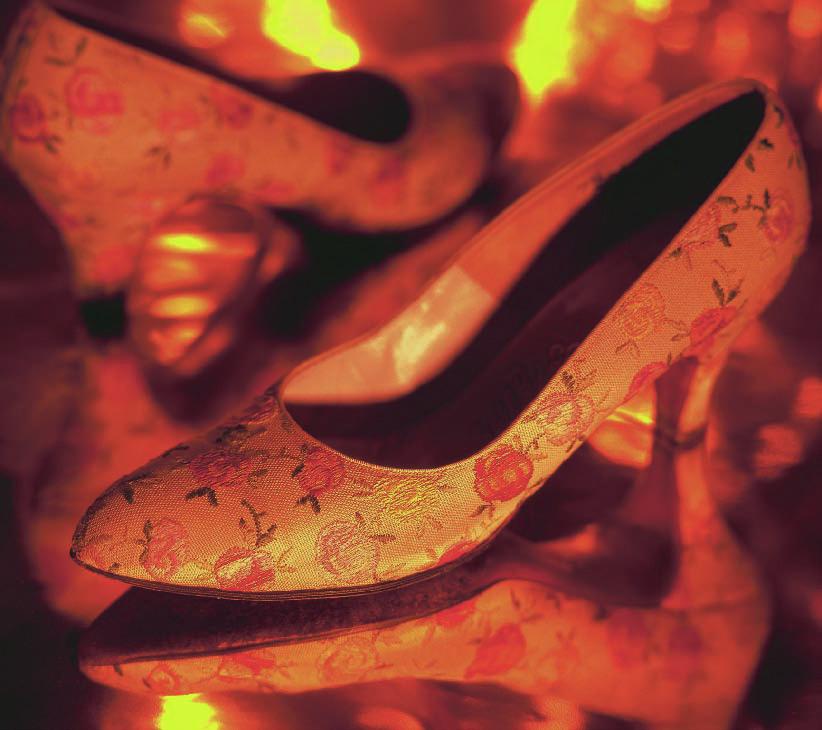 Princess Grace of Monaco's shoes, Shoes, Marie-Josèphe Bossan