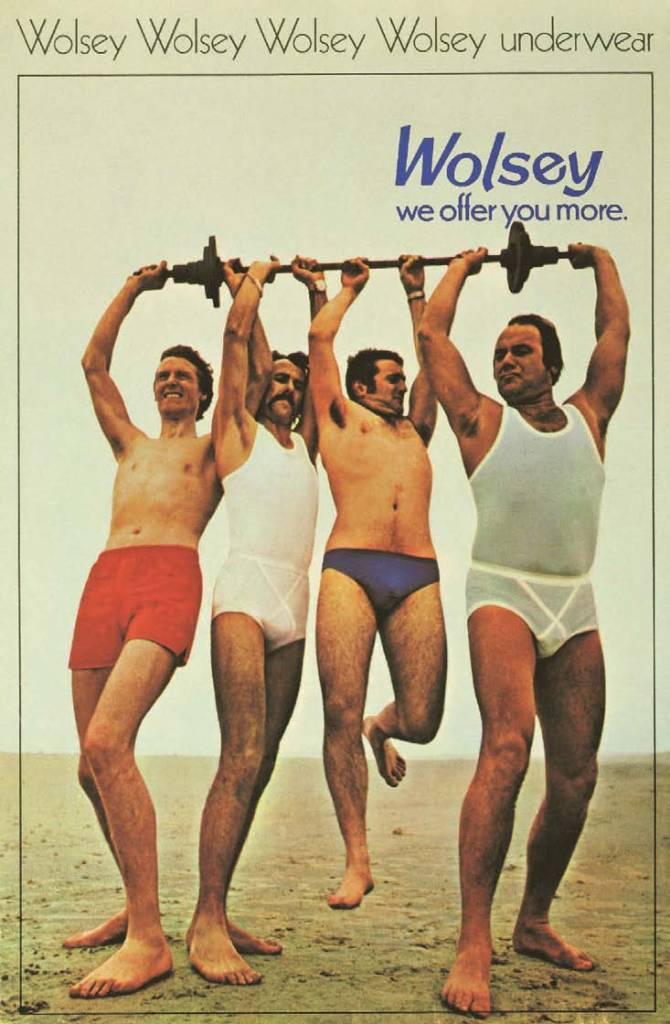 We offer you more (Nous vous offrons plus), 1970, Shaun Cole