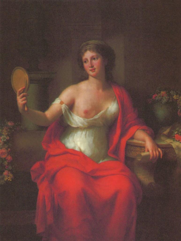 Bouliar Aspasia, 1794, Erotic Fantasy, Hans-Jürgen Döpp