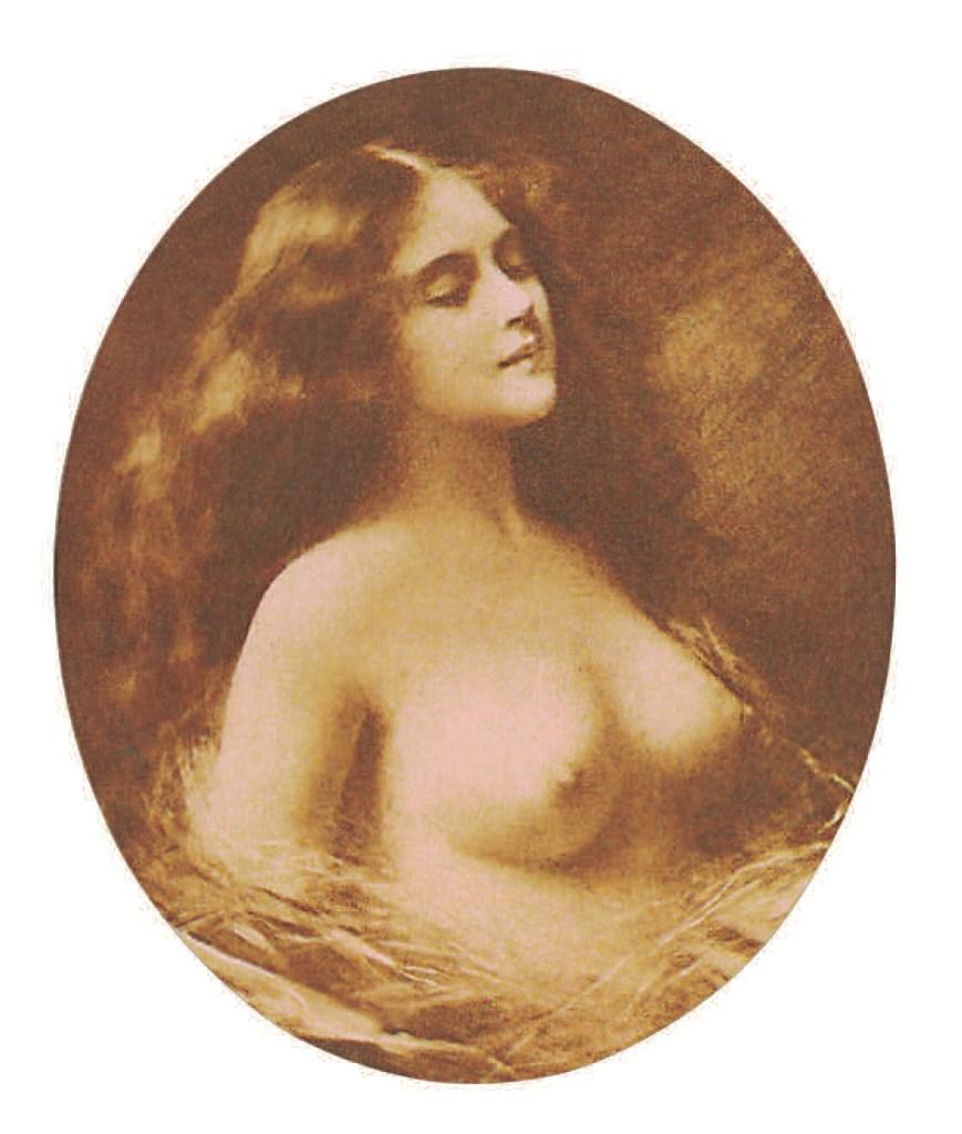 Intense Pleasure, 19th century, Erotic Fantasy, Hans-Jürgen Döpp