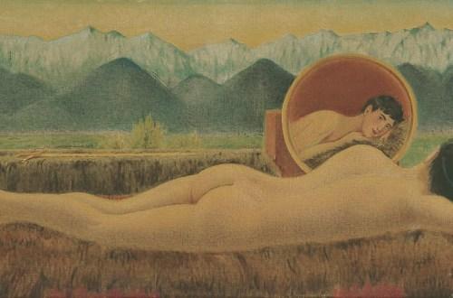 Elisar von Kupffer, Narcissus, 1927
