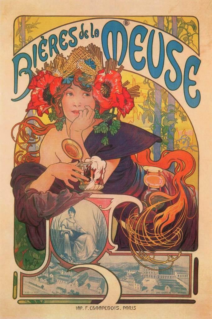 Bières de la Meuse, 1897