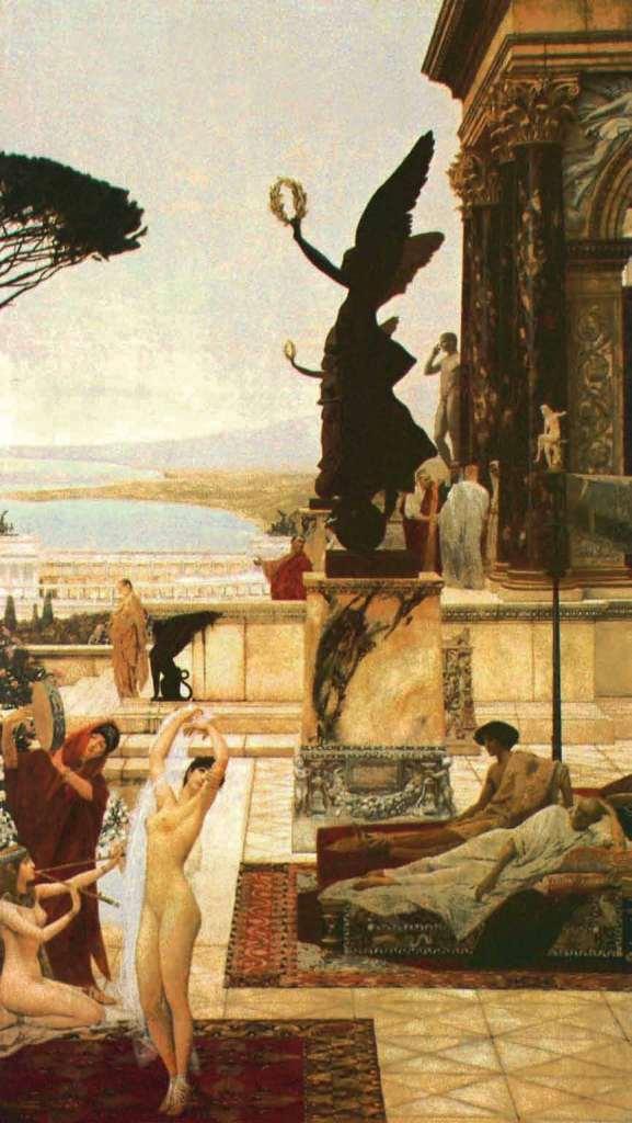 THE THEATRE OF TAORMINA, 1886-1888, Gustav Klimt, Jane Rogoyska, Patrick Bade