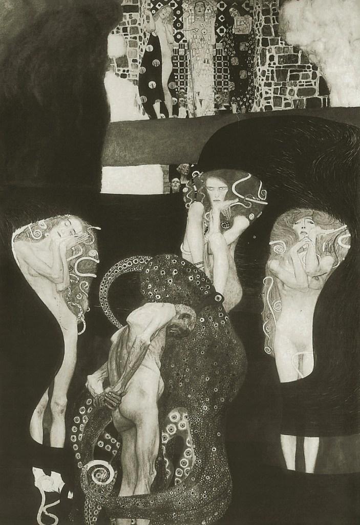 Die Jurisprudenz, 1907, Gustav Klimt, Jane Rogoyska, Patrick Bade
