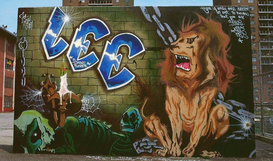 Ohne Titel, 1981, American Graffiti, Margo Thompson
