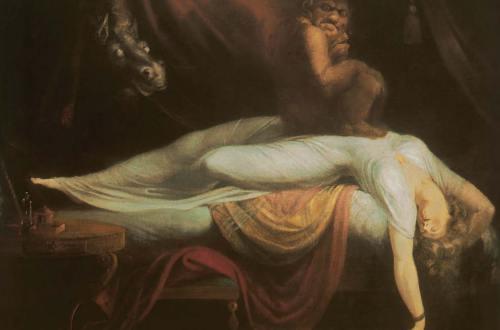 Le Cauchemar, 1781